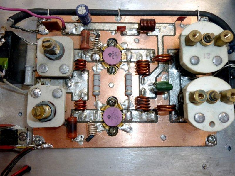 Транзисторный усилитель