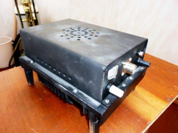 Транзисторный усилитель мощности на 144-145 МГц