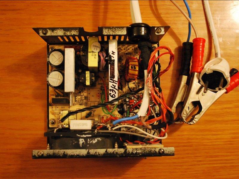 Как сделать зарядное из компьютерного 29