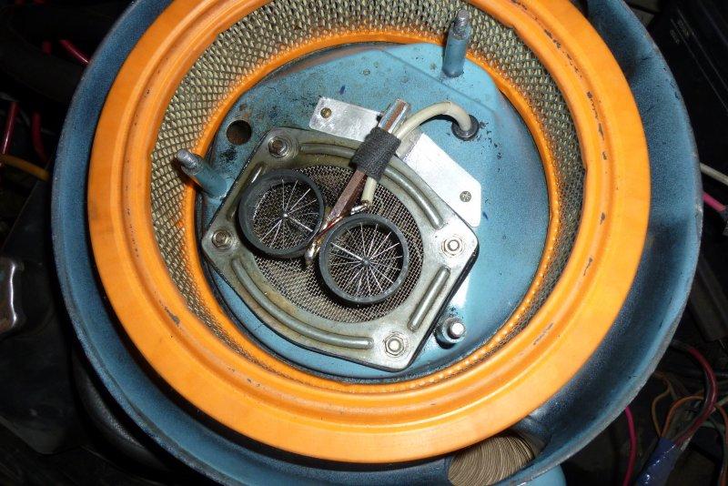 Пример изготовления зонта на трубу 1