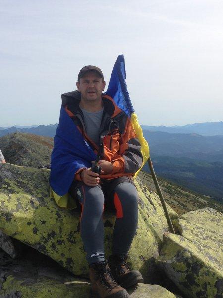 Радіоекспедиція Полонина Рущина - г. Сивуля - г. Лопушна - Перевал Боревка.