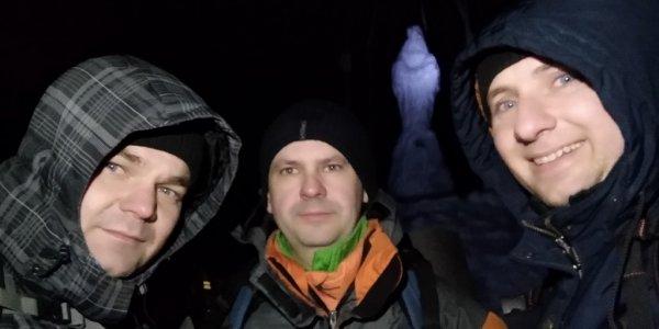 Експедиція SOTA на г. Маковиця